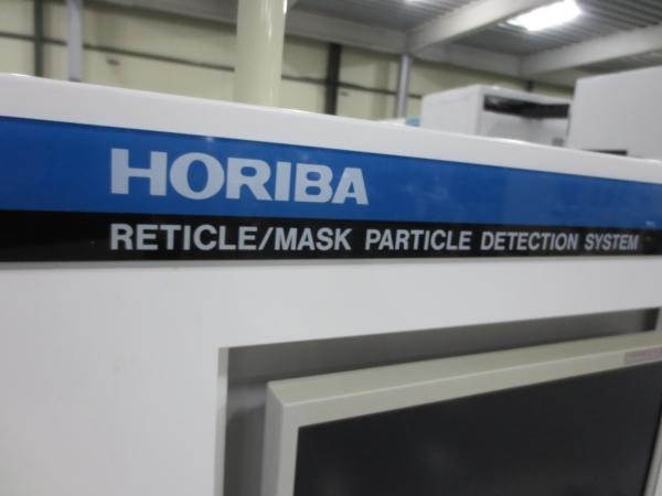 Horiba-PR-PD2-Reticle-Mask-Particle-Detection-System