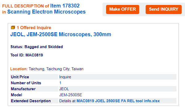 JEOL-JEM-2500SE-Microscopes
