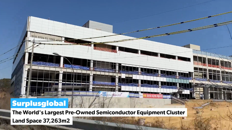 SurplusGLOBAL Cluster Time-Lapse Video. 3 March 2021