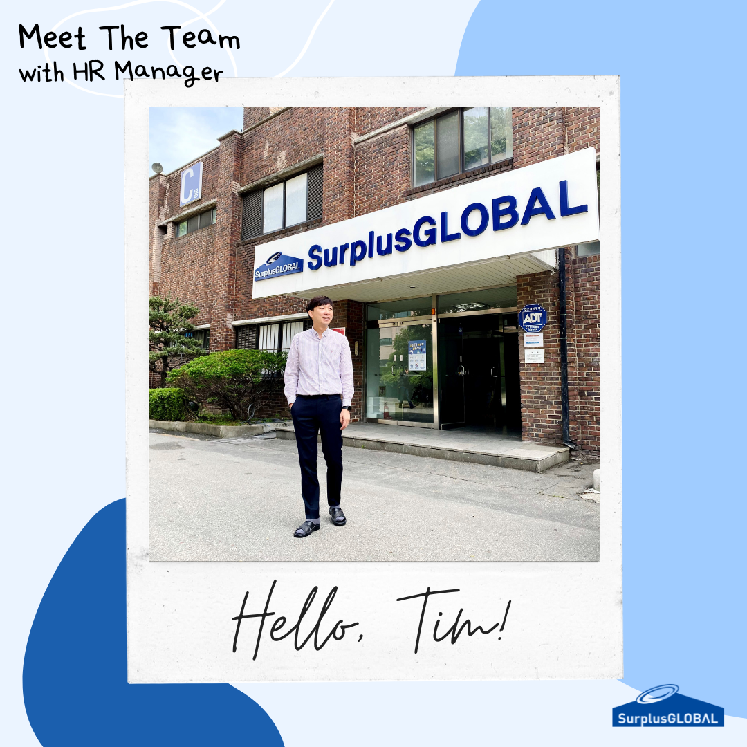 Meet The Team with HR Manager @Tim